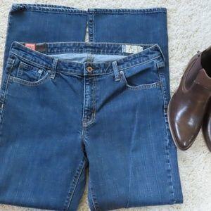 Gap Regular Fit Boot Cut Jeans